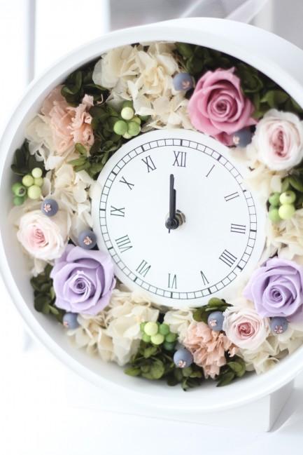 【フリー】花時計♡
