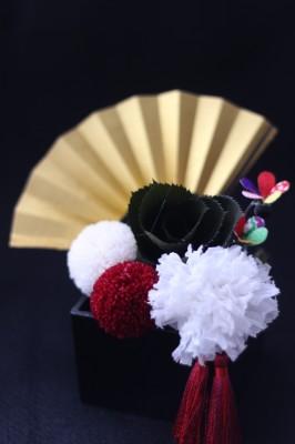 お正月レッスン【和モダンアレンジ】