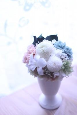 【フリーレッスン】お供え花