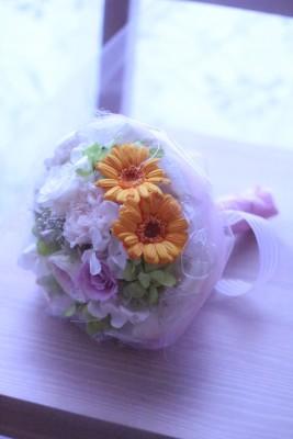 【資格】花束アレンジ♪