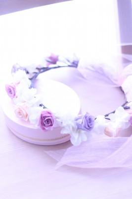 【ブライダル】花冠
