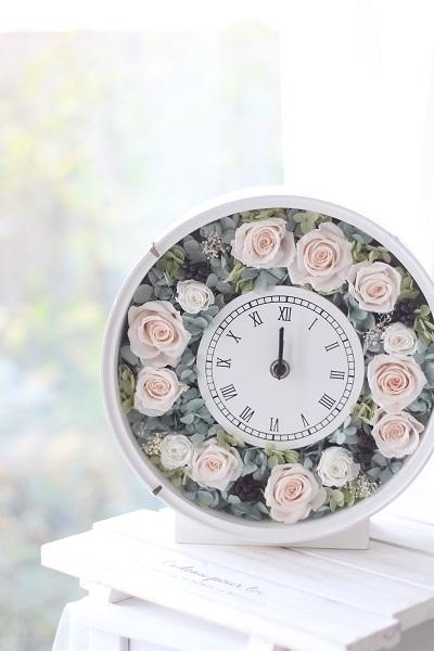 【アート】花時計♡