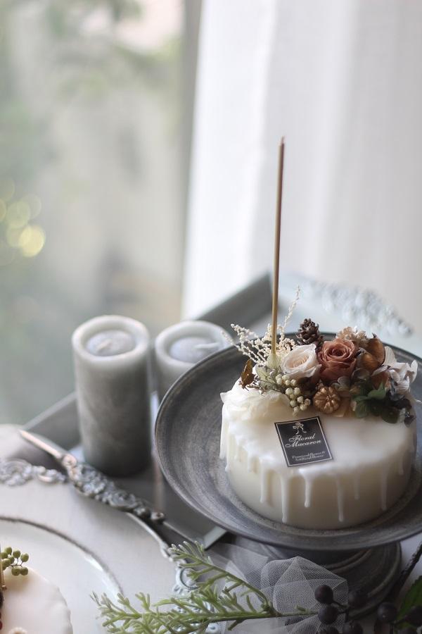 アロマワックスドリップケーキ♡