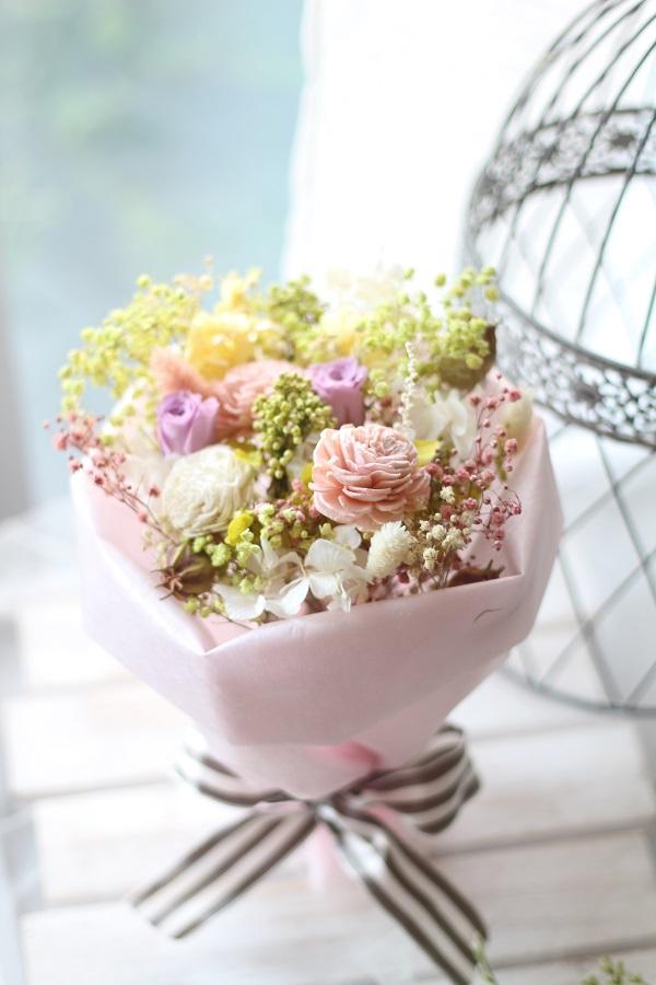 【生徒様作品】スタンド花束
