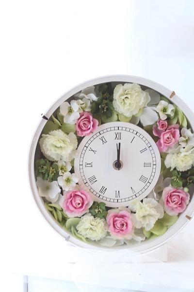 【アート】花時計