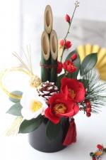 2015お正月飾り【門松アレンジ】