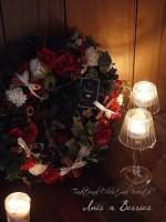 2015 クリスマスレッスン 【37cmリース】